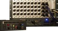Roland S4000S-3208 Digital Snake, 32 x 8 Modular Stage Unit (Shown with S4000R Remote Control, Not Included)