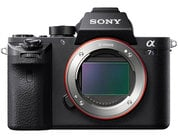 Sony ILCE7SM2/B a7S II Mirrorless E-Mount Digital Camera with 12.2MP Full-Frame Exmor CMOS Sensor - Body Only in Black