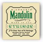 Medium/ Heavy Phosphor Bronze Mandolin Strings