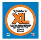 D`Addario EXL110-3D 3 Pack of Regular Light Electric Guitar Strings EXL110-3D