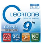 "Cleartone Guitar Strings 9419 .009-.046"" Hybrid Electric Strings 9419-CLEARTONE"