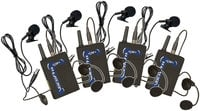 UHF Wireless Bodypack Microphone Set for UHF-5800/5805/5808