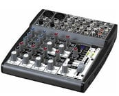 Behringer XENYX-1002FX Mixer, 10-Input, 2-Buss, with Digital Effects