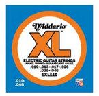 D`Addario EXL110 Regular Light XL Electric Guitar Strings EXL110