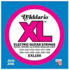 D`Addario EXL150 Regular Light 12-String Electric Guitar Strings