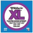 D`Addario EXL120-3D 3 Pack of Super Light XL Electric Guitar Strings