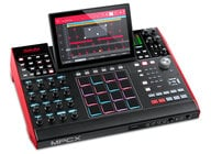AKAI MPC X, Keyboards and MIDI