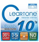Cleartone 9420-CLEARTONE Light Top/ Heavy Bottom Electric Guitar Strings