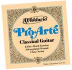 Hard Tension ProArte Silver Classical Guitar Strings