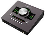 Universal Audio Apollo Twin MkII Quad Desktop 2x6 Thunderbolt Audio Interface with Realtime UAD-2 Quad Processing