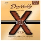 Dean Markley 2081 Light Helix HD Copper-Zinc Acoustic Guitar Strings