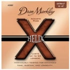 Dean Markley 2086 Light Helix HD Phos Copper-Zinc Acoustic Guitar Strings