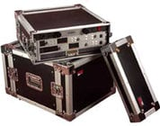 Gator Cases G-TOUR 8U 8RU Tour-Style Rack Case G-TOUR-8U