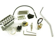 LR Baggs XB-USC Electric Guitar 2-Post Piezo Tremolo Bridge in Chrome