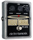 Electro-Harmonix HOLY-GRAIL-PLUS Variable Reverb Pedal, PSU Included HOLY-GRAIL-PLUS