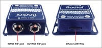 Stand-Alone Guitar Drag Control / Load Correction