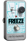 Electro-Harmonix FREEZE Sound Retainer Pedal, Infinite Sustain