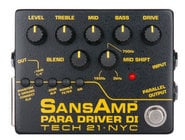 Tech 21 ParaDriver DI V2 SansAmp Direct Box PMDI-V2