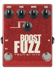 Tech 21 BSTM-F Boost Fuzz Pedal in Metallic Finish