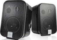 Compact Powered Reference Monitor with Master & Extension Speakers