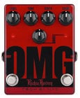 Tech 21 OMG Analog Distortion Effects Pedal with Boost