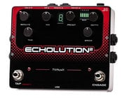 Pigtronix Echolution 2 Programmable Multi-Tap Modulation Delay Pedal ECHOLUTION-2