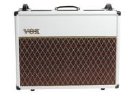 Vox Amplification AC30C2 Limited Edition White Bronco 30W Tube Guitar Combo Amplifier AC30C2WB