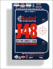 Radial Engineering J48-MK2 48V Phantom Power Active Direct Box