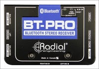 Radial Engineering BT-PRO Bluetooth Direct Box BT-PRO