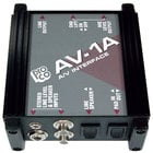 Pro Co AV1A Passive Direct A/V Interface Box AV1A