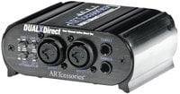 ART DUALXDirect Dual-Channel Active Direct Box