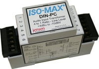 Jensen Transformers DIN-PC  Single Channel Ground Isolator