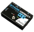 Active DI with Mute Switch, Tuner