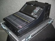 Yamaha QL1 Case with Doghouse