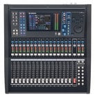 32-Channel Digital Mixing Console with 16 Microphone Inputs