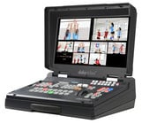 Datavideo Corporation DATAVIDEO-HS-1200 6 Input HD Mobile Studio with HD-SDI and HDMI Inputs.