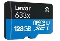 High-Performance 633x microSDXC UHS-I Card