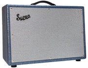 "Supro 1624T Dual-Tone 24 Watt 1x12"" Tube Combo Amp"