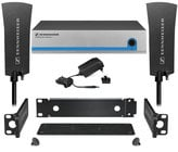 Sennheiser G3 OMNI KIT 4 Active Antenna Splitter Kit for Four Receiver System Using Omni-Directional Remote Paddle Antenna