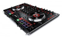 Numark NS6II  4-Channel Premium DJ Controller with Serato