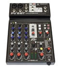 Peavey PV-6BT Compact Mixer with Bluetooth