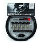 Planet Waves PW-GPKIT-10 Cable Station Solderless Pedal Board Kit