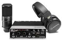 Steinberg UR22mkII Recording Pack 2 x 2 USB 2.0 Audio Interface with 2 x D-PRE and 192 kHz support