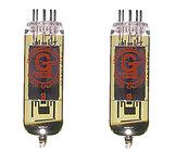 Groove Tubes GT-EL84-S-D Pair of Slovakian EL84 Power Vacuum Tubes