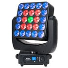 Elation ACL-360-MATRIX-RST-1 ACL 360 MATRIX [RESTOCK ITEM] 25 x 15W RGBW Quad LED Moving Head Luminaire