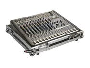 Odyssey FZCFX12  Flight Zone Series Case for Mackie CFX 12 / CFX 12 MKII Mixing Consoles