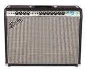 "Fender TWIN-REVERB-68-CUSTM '68 Custom Twin Reverb 85W 2x12"" Vintage Modified Tube Combo Electric Guitar Amplifier with Amp Cover"
