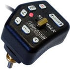 Varizoom VZ-STEALTH-LX VZ Stealth LX Mini Control w/ Extra Features for Prosumer DVD Camcorders w/ LANC Jack