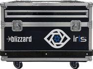 Blizzard CASE-IRIS6 IRIS Flight Case 6 Panel Flight Case