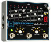 Electro-Harmonix 8STEP Analog Expression/ CV Sequencer